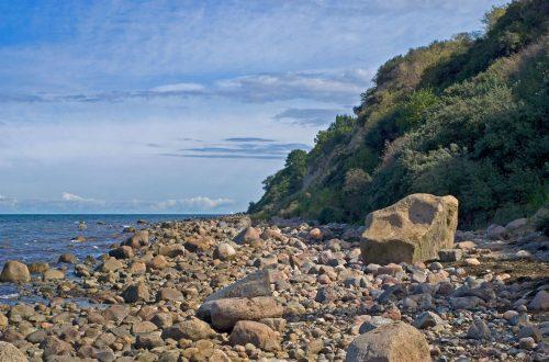 Steine und Gesteinsarten an den Küsten der Nord- und Ostsee