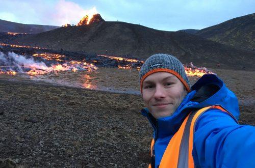 Islands jüngster Vulkan bricht im Fagradalsfjall aus